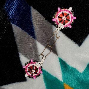 Jewelry - Native Handmade Turtle earrings